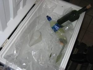 Los NO con el hielo