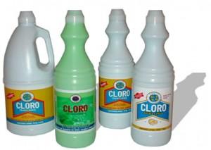 Desinfectando con cloro