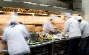 La Salud Ocupacional de un servicio de alimentos