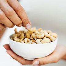 Alergias a Frutos Secos